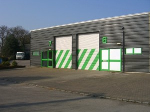 Balneum Bathrooms Ltd takes Warehouse Space in Kingsley