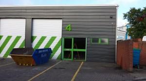 Company moves to Bordon from Andover Hampshire